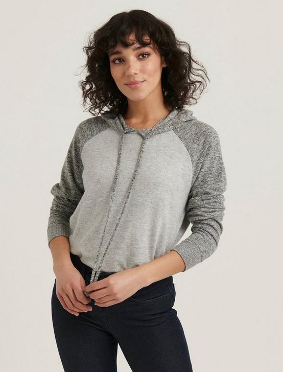 COLORBLOCK CLOUD JERSEY HOODIE, HEATHER GREY MULTI, productTileDesktop