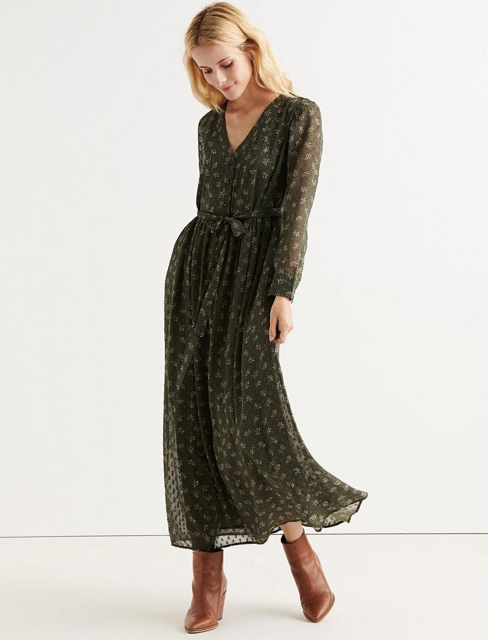 BUTTON FRONT MAXI, image 1
