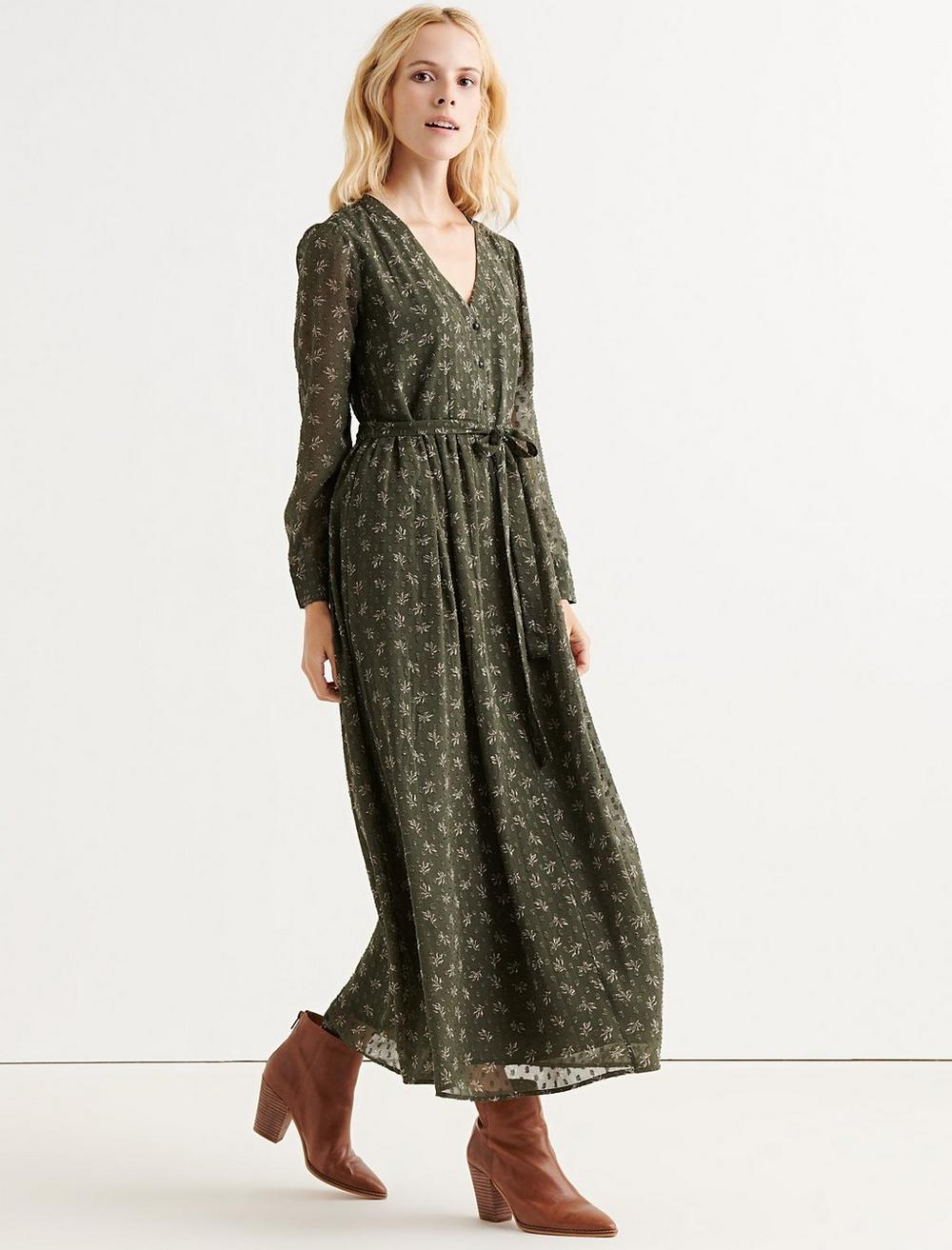 BUTTON FRONT MAXI, image 2