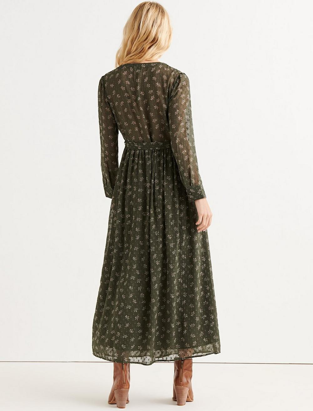 BUTTON FRONT MAXI, image 3