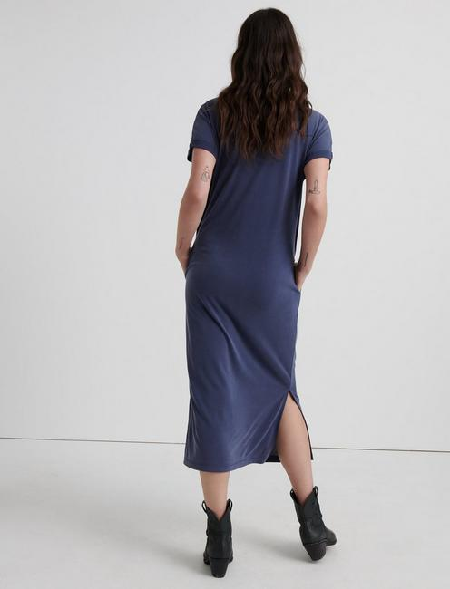 SANDWASH TEE DRESS, AMERICAN NAVY