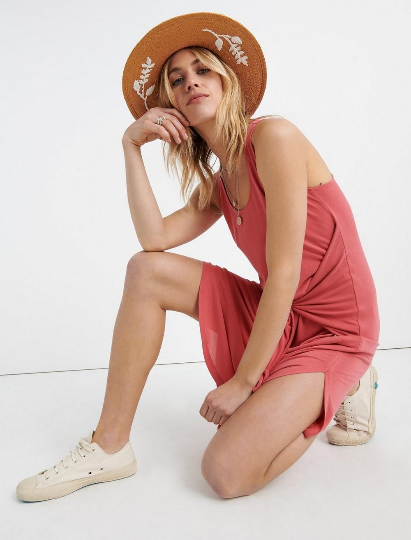 SANDWASH TIED DRESS, image 1