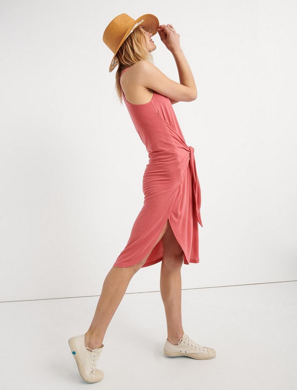SANDWASH TIED DRESS, image 2