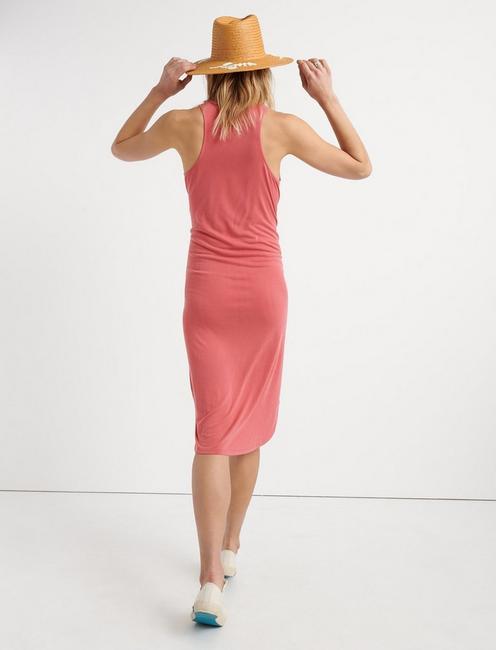 SANDWASH TIED DRESS, #6726 CHRYSANTHEMUM