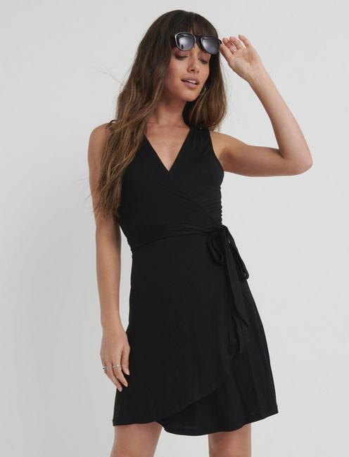 74fe969ed973c Mini Wrap Dress | Lucky Brand