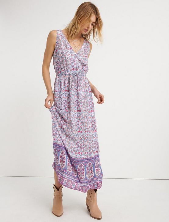 PRINTED WRAP MAXI, PINK MULTI, productTileDesktop