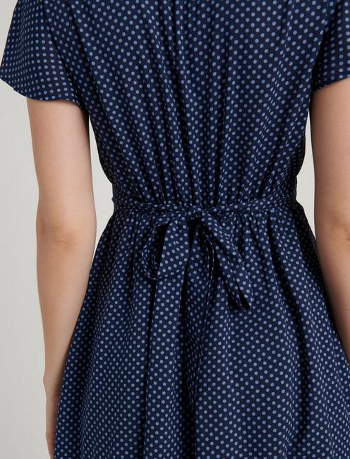 MINNIE POLKA DOT MINI, NAVY MULTI