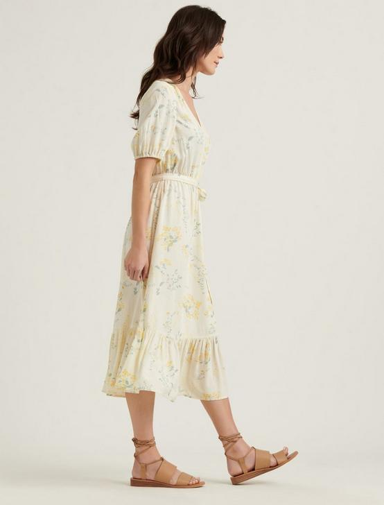 SOPHIE MAXI DRESS, YELLOW MULTI, productTileDesktop
