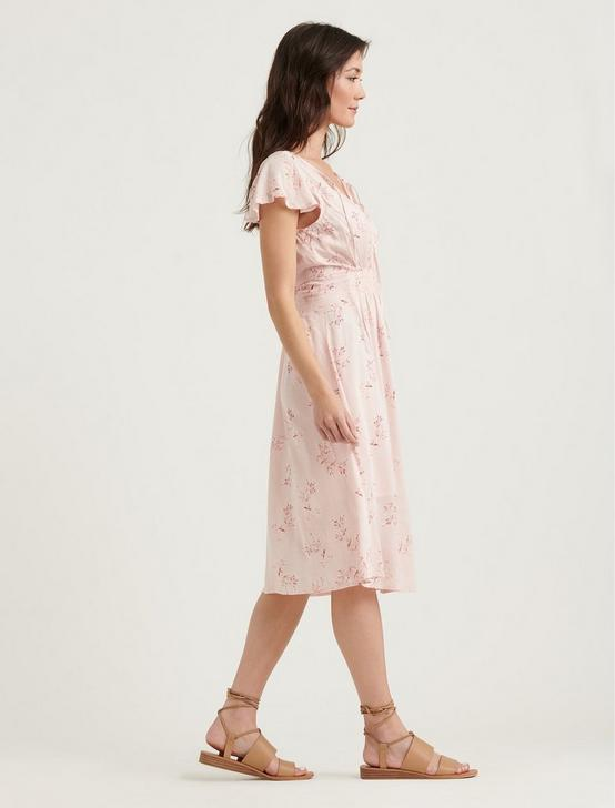 OLIVIA DRESS, PINK MULTI, productTileDesktop