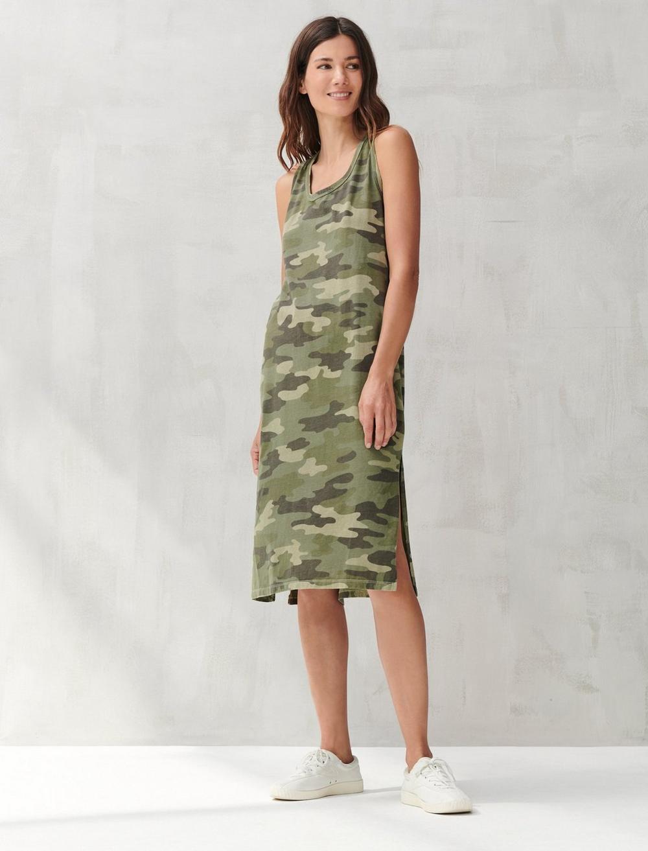 CAMO DRESS, image 1