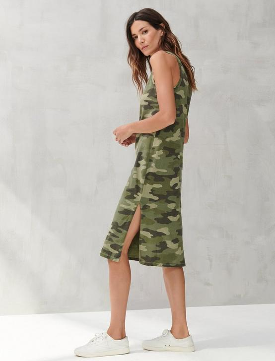 CAMO DRESS, CAMO OLIVE MULTI, productTileDesktop