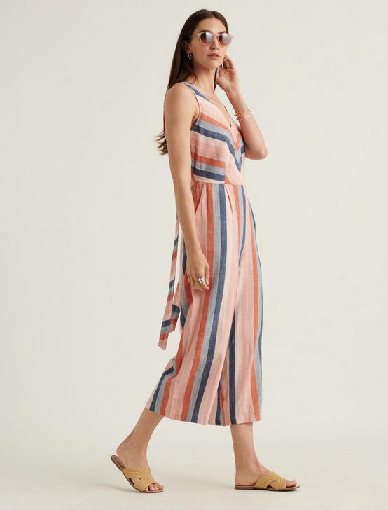 STRIPED BLAKE JUMPSUIT, MULTI, productTileDesktop