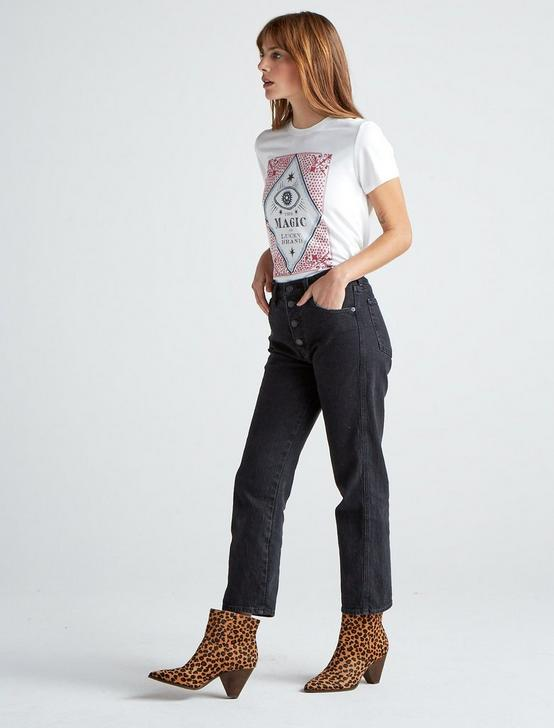 MAGIC OF LUCKY BRAND TEE, LUCKY WHITE, productTileDesktop