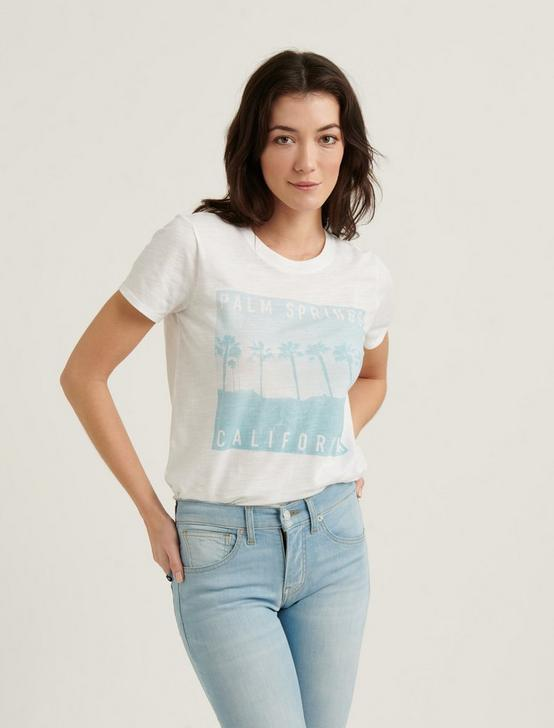 PALM SPRINGS VINTAGE TEE, LUCKY WHITE, productTileDesktop