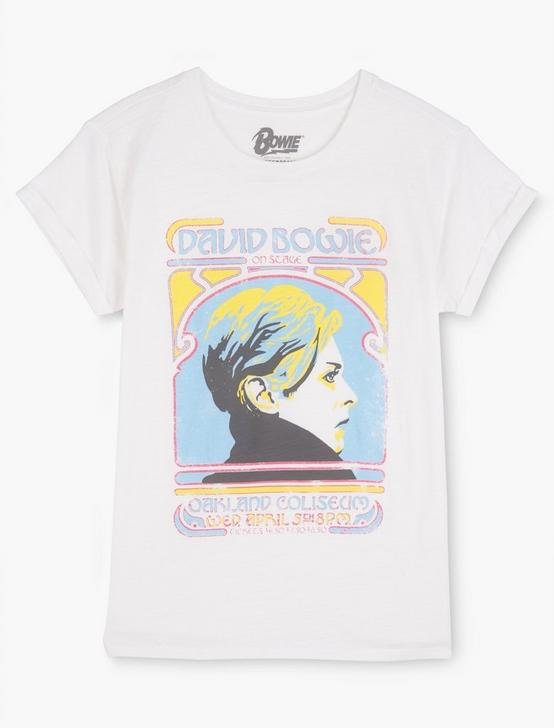 DAVID BOWIE CLASSIC POSTER TEE
