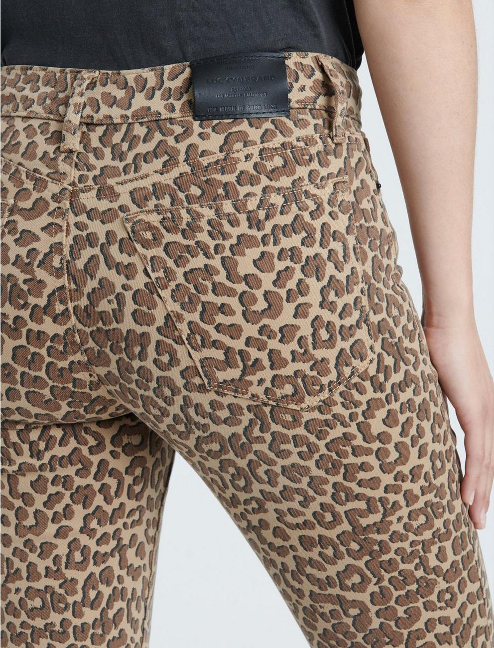MID RISE AVA SKINNY, ASTER
