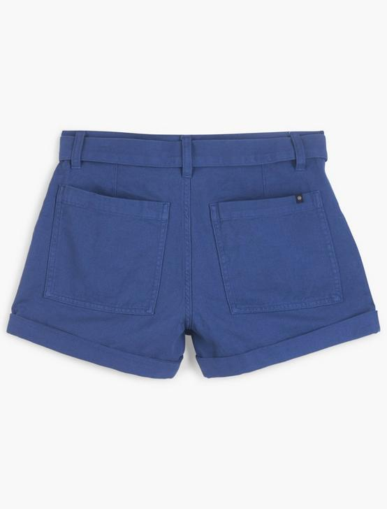 MID RISE UTILITY SHORT, DARK BLUE, productTileDesktop