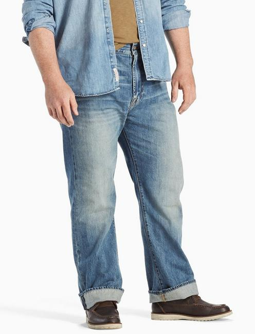 Lucky 181 Relaxed Straight Big & Tall Jean