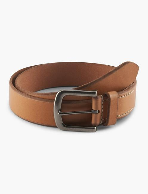 NATURAL LEATHER BELT,
