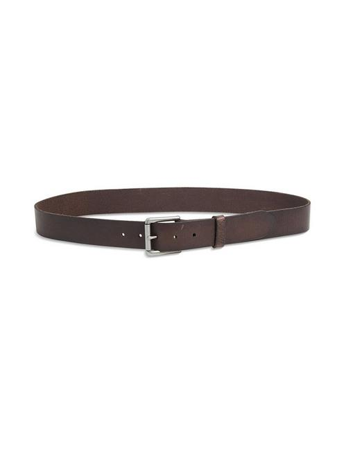 HIGHLAND LEATHER BELT, CHOCOLATE