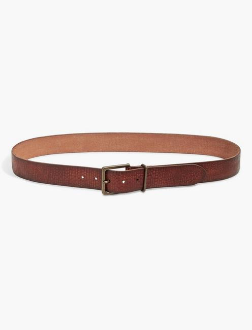 Lucky Metal Keeper Belt