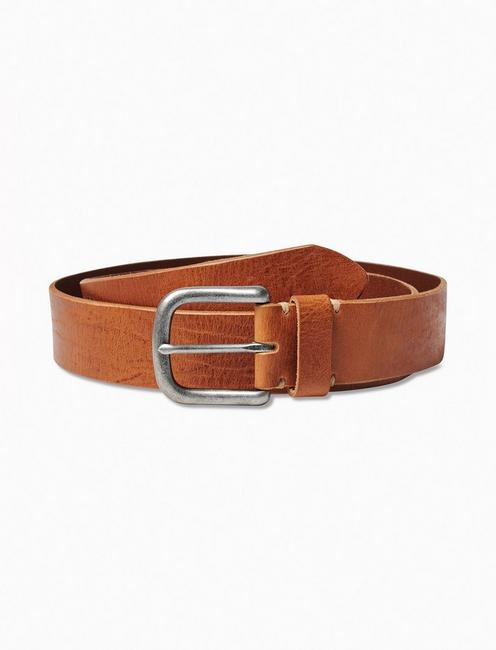 TAN DISTRESSED BELT,