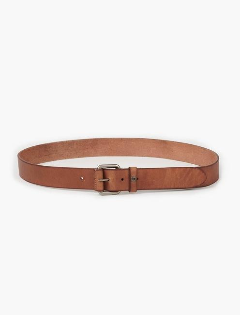 LUCKY RIVET BELT, 719 SAFFRON