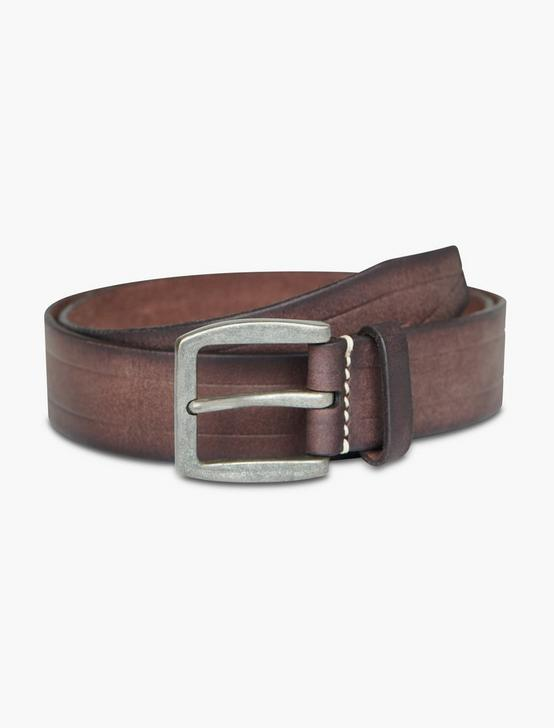 LINEAR EMBOSSED BELT