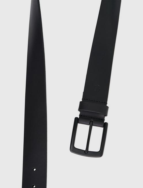MONOCHOMATIC BELT, BLACK