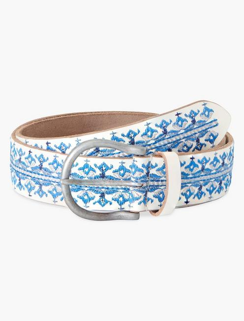 Multi Embroidered Belt