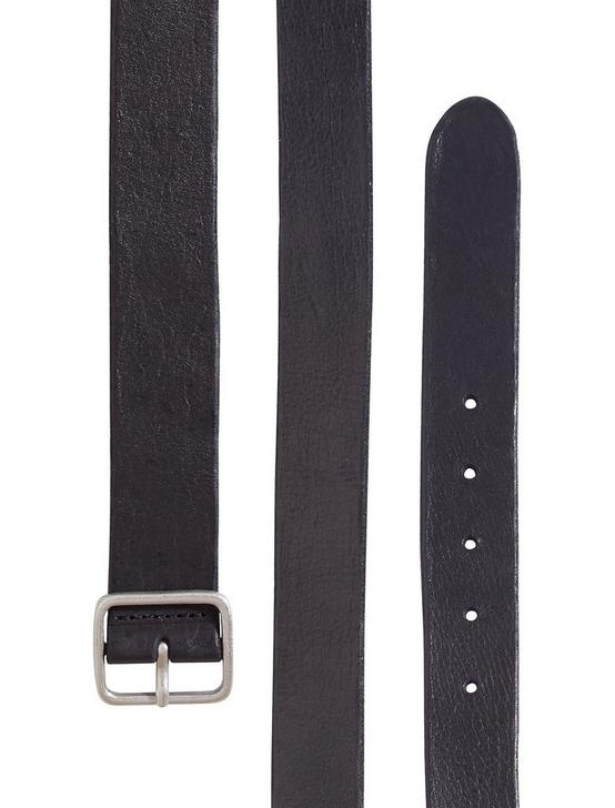 THE POINT BELT, #001 BLACK, productTileDesktop