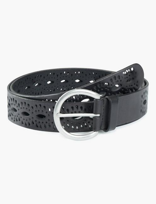 BEACHWOOD BELT PLUS, BLACK