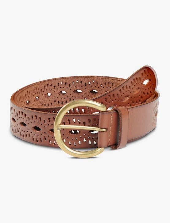 BEACHWOOD BELT PLUS, BROWN, productTileDesktop