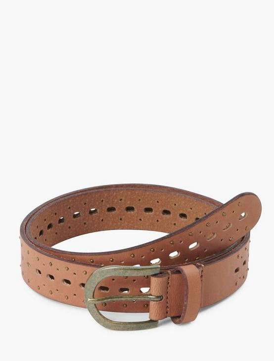 STUD AND PERFORATED BELT, MULTI, productTileDesktop