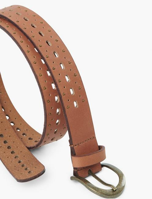 STUD AND PERFORATED BELT, MULTI