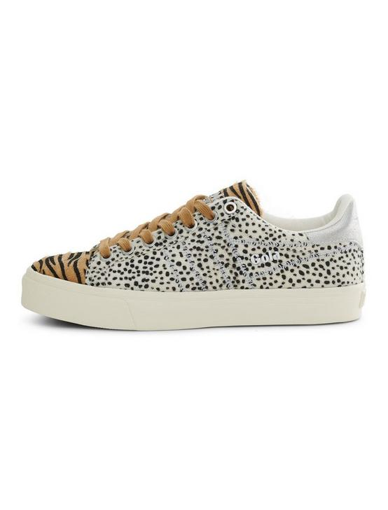 GOLA ORCHID II CHEETAH CALF HAIR SNEAKER, CHEETAH/TIGER, productTileDesktop