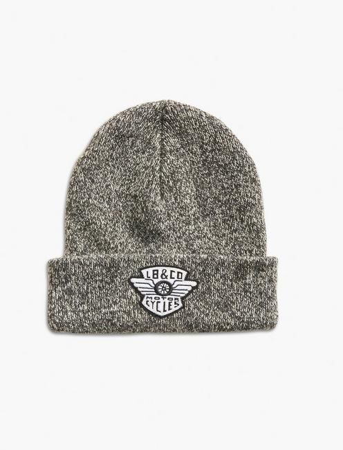 LUCKY BRAND CYCLES BEANIE,