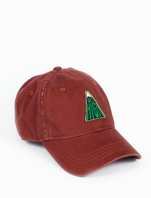GET HIGH BASEBALL HAT,