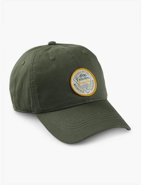 CHEVY PATCH BASEBALL HAT,