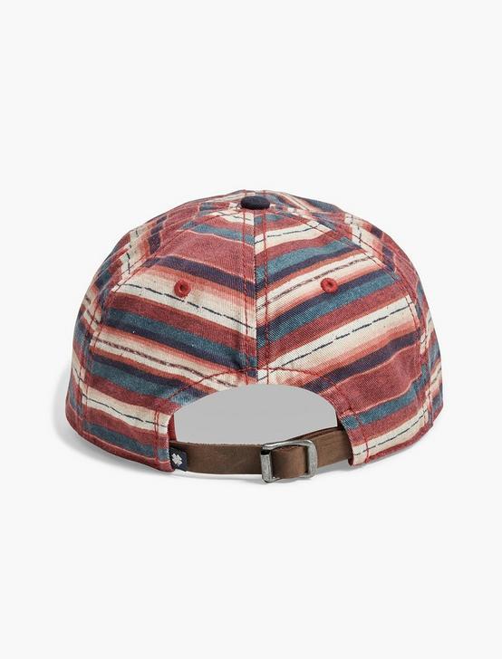 WASHED FLAT BRIM HAT, MULTI, productTileDesktop