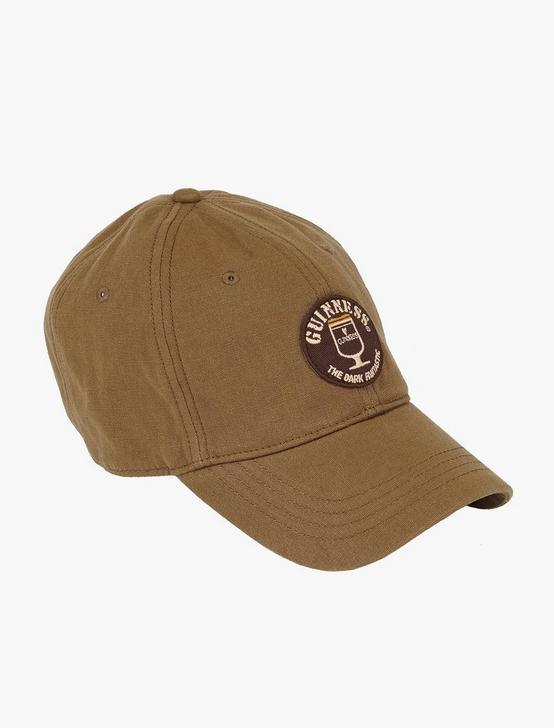 CANVAS GUINNESS BASEBALL HAT, KHAKI, productTileDesktop