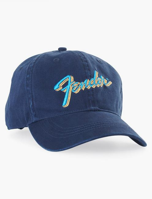 FENDER BASEBALL HAT, BLUE