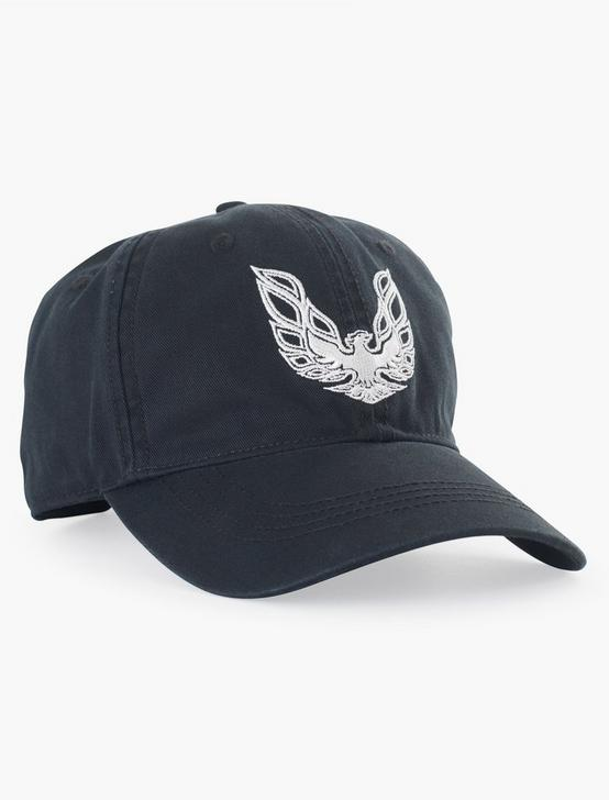 TRANS AM LOGO HAT, BLACK, productTileDesktop