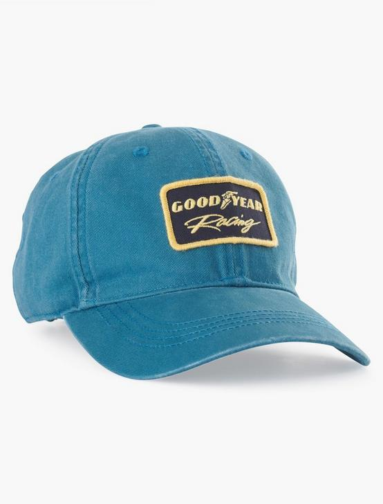 GOOD YEAR PATCH HAT, BLUE, productTileDesktop