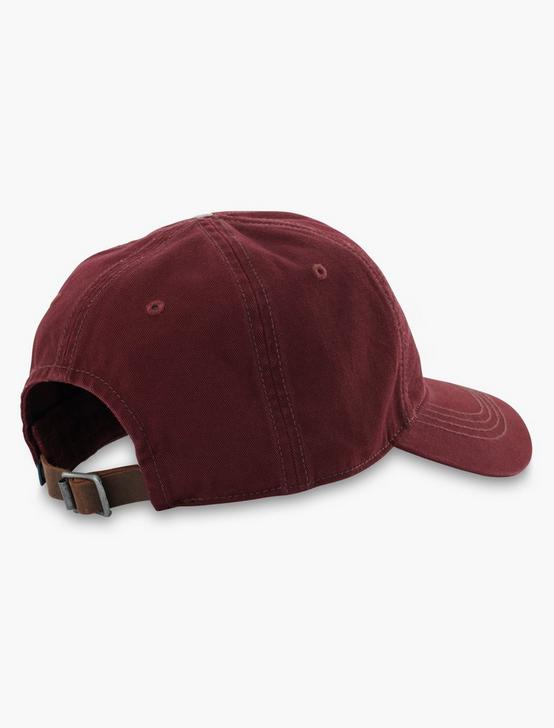 MILLER HIGHLIFE BASEBALL HAT, BURGANDY, productTileDesktop