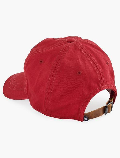 COCA COLA BASEBALL HAT, RED