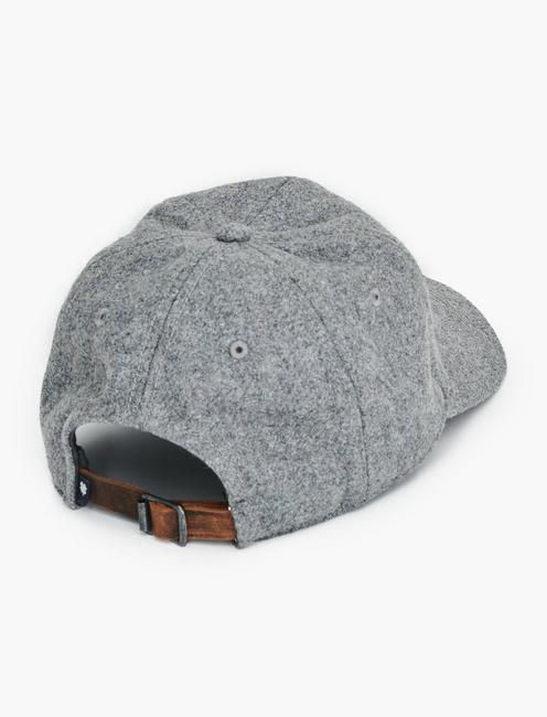 VINTAGE LA BASEBALL HAT, CHARCOAL