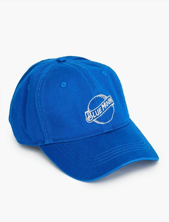 BLUEMOON BASEBALL HAT, BLUE, productTileDesktop