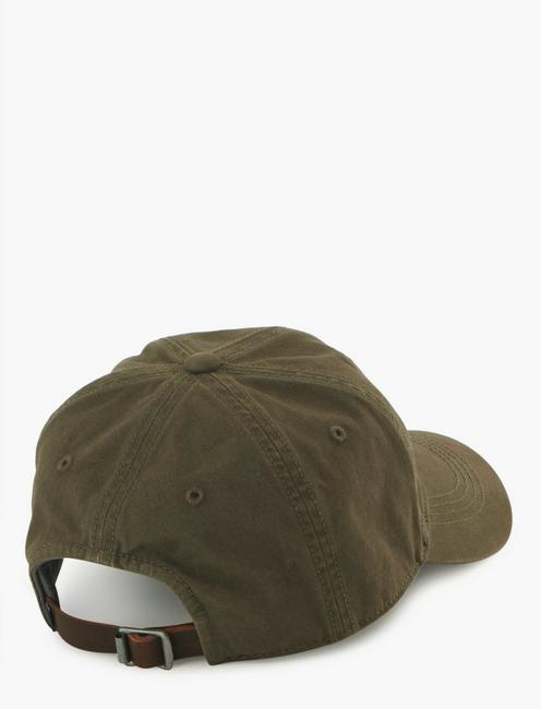 BEAR HEAD PATCH BBALL HAT, CHARCOAL