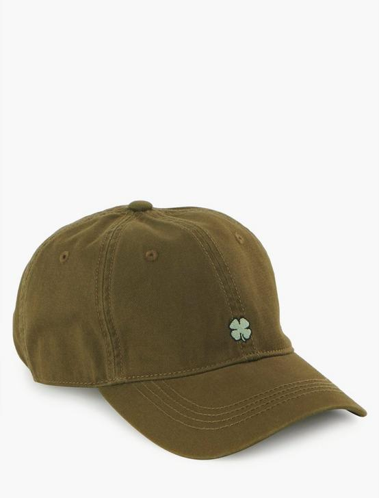 MICRO CLOVER BBALL HAT, OLIVE, productTileDesktop